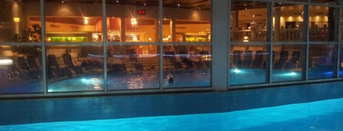 Thermen am Europa-Center is one of Mark.Berlin.