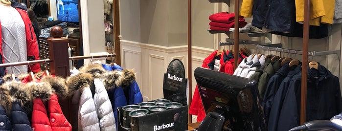 Barbour is one of ERINBRA.