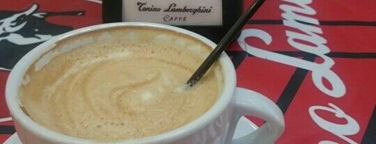 Conino Lamborghini Caffe and More is one of สถานที่ที่ Diego ถูกใจ.