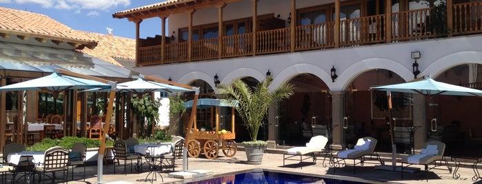 Belmond Palacio Nazarenas is one of Belmond Hotels List.