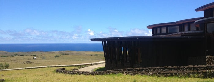 Explora Rapa Nui is one of Easter Island.