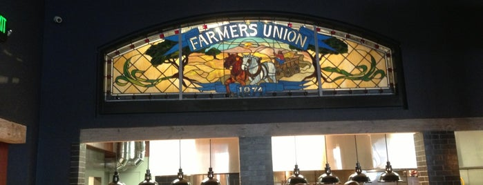 The Farmers Union is one of San Jose Places.