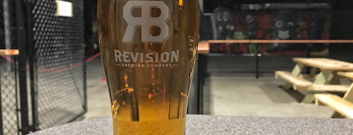 Revision Brewing Company is one of Traci : понравившиеся места.