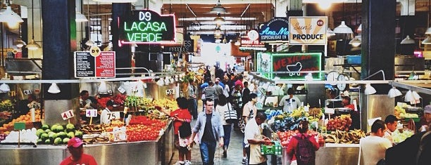 Grand Central Market is one of Jonathan Gold's 101 - 2017.