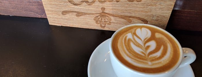 Coava Coffee Roasters is one of SD To-Do.