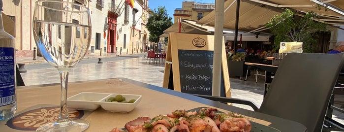 La Bartola is one of Seville.