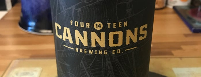14 Cannons Brewery and Showroom is one of California Breweries 4.