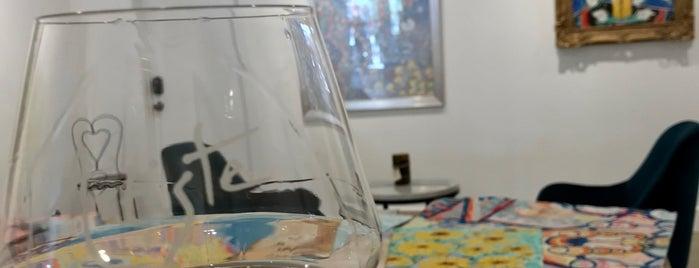Artiste Winery & Tasting Studio in Los Olivos is one of Santa Barbara Wineries.