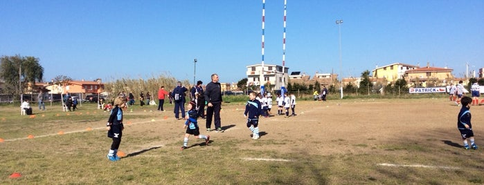 Rugby Fiumicino is one of Rugby.
