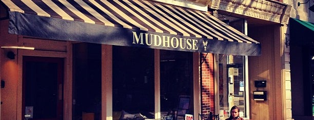 Mudhouse is one of Next Level Coffee Shops.