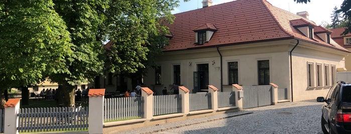 U Matěje is one of Prague To Try.