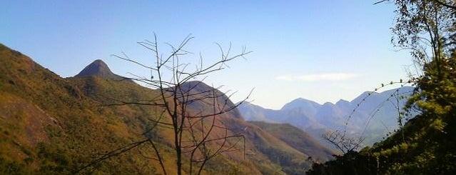 Parque Nacional da Serra dos Órgãos is one of Teresópolis RJ.
