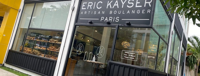 Eric Kayser Artisan Boulanger @ BKK 1 is one of Phnom Penh.