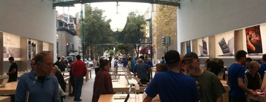 Apple Palo Alto is one of Apple Stores US West.