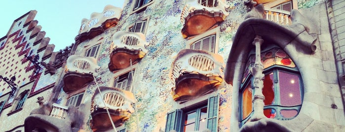 Barcelona trip 2014