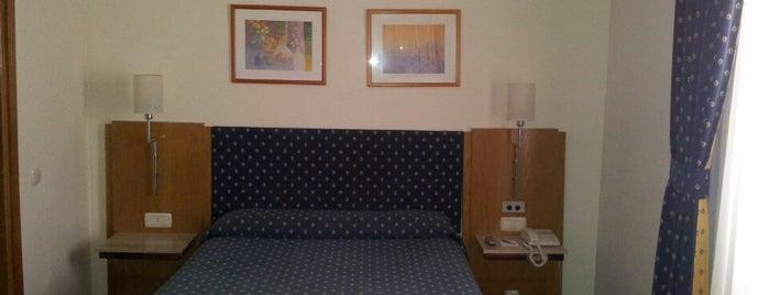 NH Inglaterra Hotel Granada is one of スペイン.