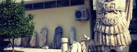 Adana Arkeoloji Müzesi is one of 17-18 Şubat Adana & Mersin.