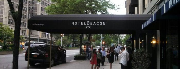 Hotel Beacon NYC is one of Raheemさんの保存済みスポット.