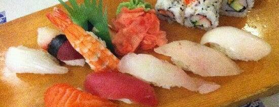 Sashimi San is one of Restaurante.