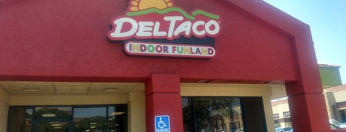 Del Taco is one of Posti che sono piaciuti a Alfa.