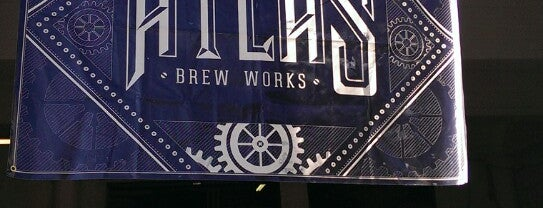 Atlas Brew Works is one of Breweries.