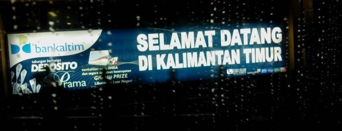 Sultan Aji Muhammad Sulaiman Sepinggan Balikpapan International Airport (BPN) is one of Part 1~International Airports....