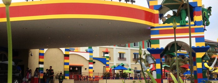 LEGOLAND Hotel at LEGOLAND Resort California is one of G'ın Beğendiği Mekanlar.