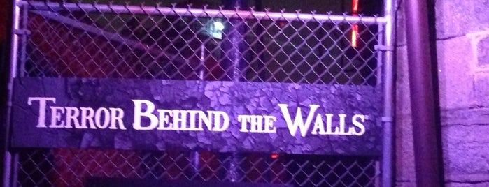 Terror Behind The Walls is one of Philly.