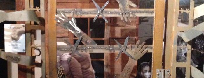 Virginia Holocaust Museum is one of Posti che sono piaciuti a Erik.