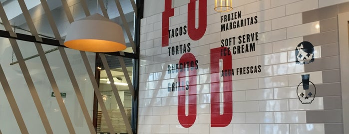 DF Tacos is one of London.