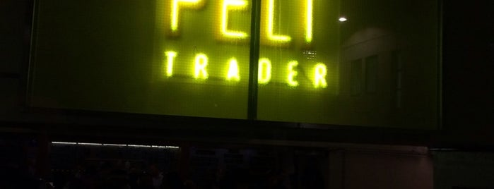 Pelt Trader is one of London spots.