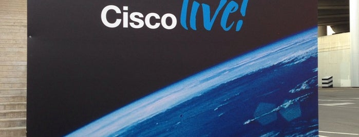 Cisco Live Milan is one of Arkadiy : понравившиеся места.