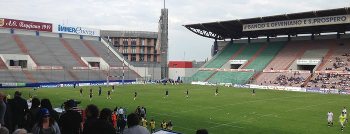 "Mapei Stadium - ""Città del Tricolore"" is one of Lega Italia Serie A TIM Stadium (Season 2013-2014)."