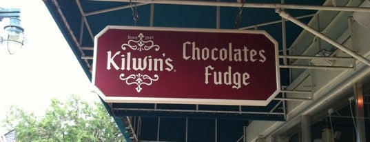 Kilwin's is one of Siesta key.