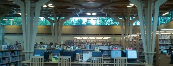 Multnomah County Library - Hillsdale is one of Top 10 favorites places in Portland, OR.