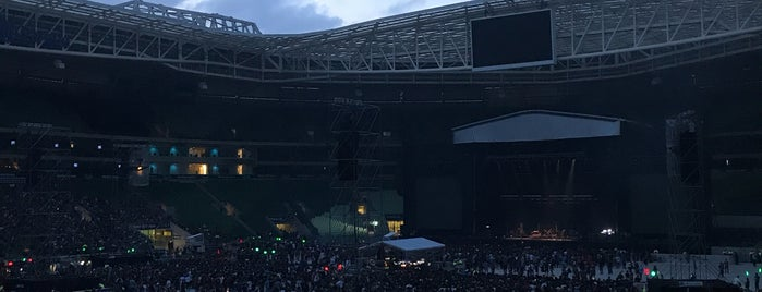 Foo  Fighters  Tour São Paulo is one of Tempat yang Disimpan Cledson #timbetalab SDV.