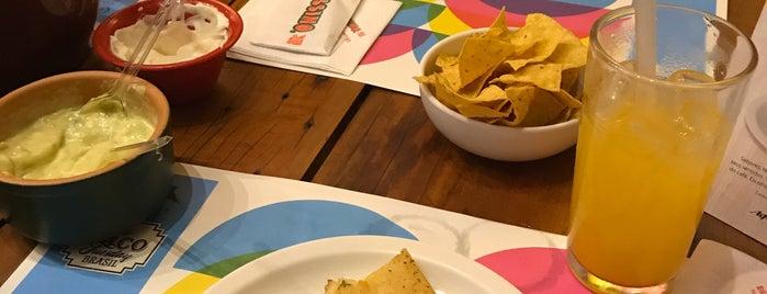 Mexicaníssimo is one of Pra comer no findi.