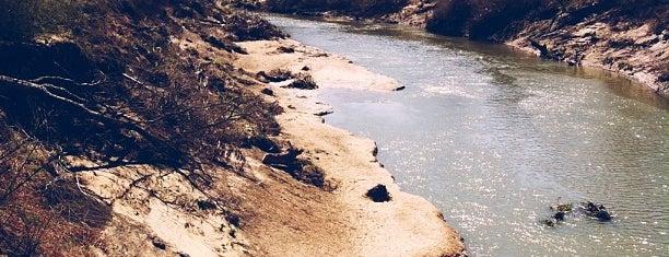 Texas Buckeye Trail is one of DFW.