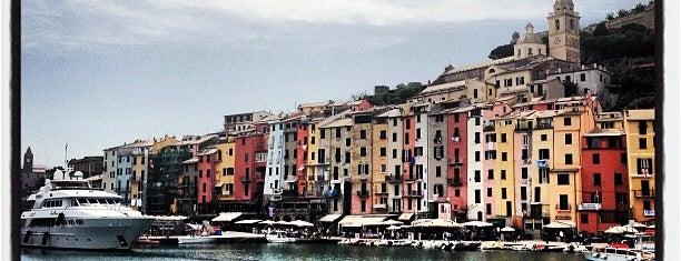 Portovenere To Cinque Terre Ferry is one of Lieux qui ont plu à Elise.