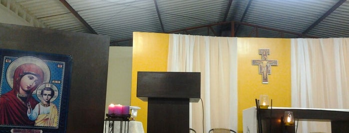 Shalom is one of สถานที่ที่บันทึกไว้ของ Arquidiocese de Fortaleza.