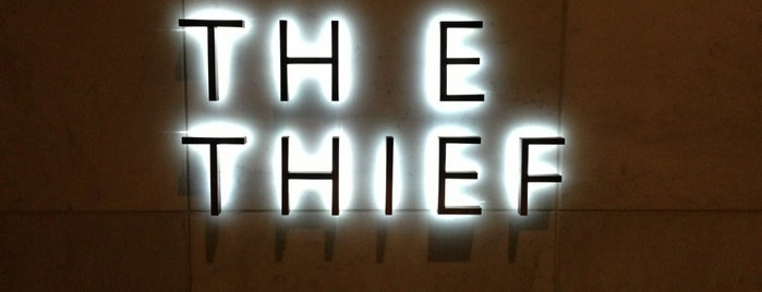 The Thief is one of Oslo.