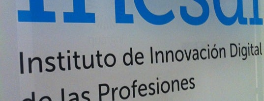 Instituto de Innovación Digital de las Profesiones (Inesdi) is one of Formacion.
