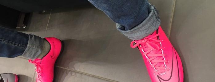 Nike is one of Lugares favoritos de Gkc.
