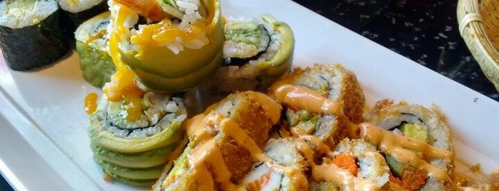 Ten Sushi is one of Orte, die Brett gefallen.