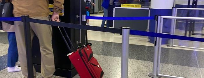 TSA Pre-Check is one of Lugares favoritos de Mike.