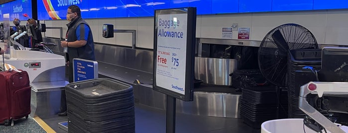 Southwest Airlines Check-in is one of Florida places.