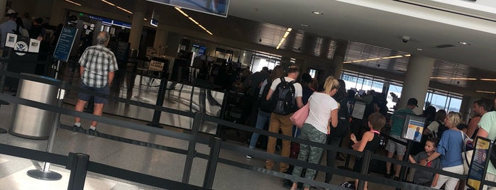 TSA Checkpoint is one of Posti che sono piaciuti a Magdalena.