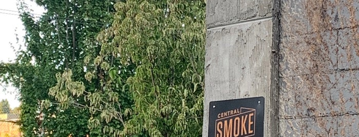 Central Smoke is one of Seattle BBQ.