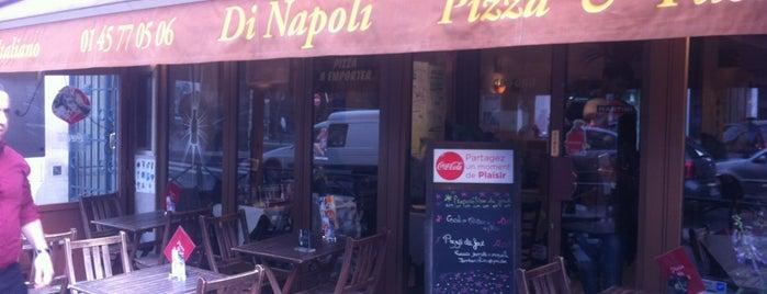 Pizza Di Napoli is one of Posti che sono piaciuti a Eda.