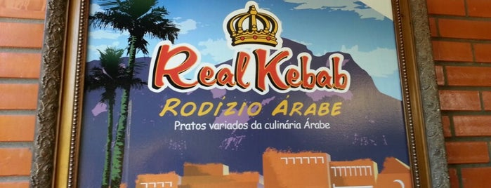 Real Kebab is one of Lugares favoritos de Paola.